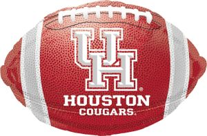 Houston Cougars Balloon - Football