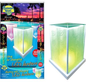 Light-Up LED Floating Lantern
