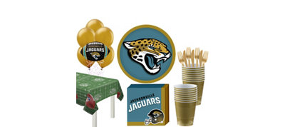 Jacksonville Jaguars Super Party Kit