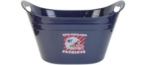New England Patriots Oval Ice Bucket