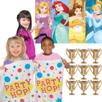 Disney Princess Fun & Games Kit