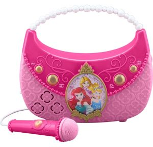 Disney Princess Sing-A-Long Boombox
