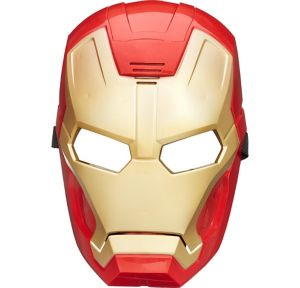 Light-Up Talking Iron Man Mask