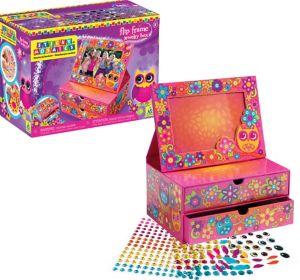 Flip Frame Jewelry Box Craft Kit 341pc