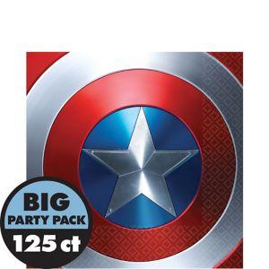 Captain America: Civil War Lunch Napkins 125ct