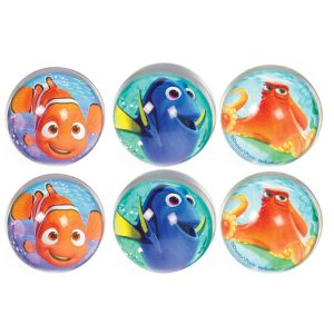 Finding Dory Bounce Balls 6ct