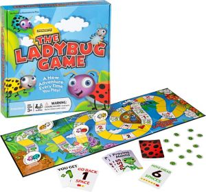 The Ladybug Board Game