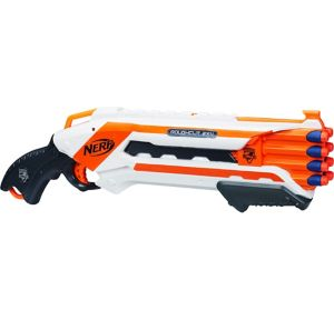 N-Strike Rough Cut Nerf Gun Playset 9pc