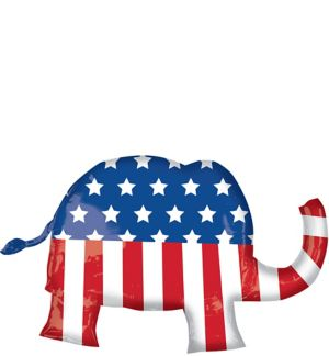 Republican Balloon - Giant Elephant