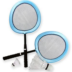 Blue Jumbo Badminton Set 4pc