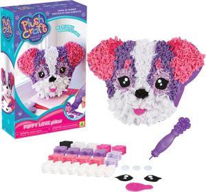 Puppy Pillow Plush Craft Kit 367pc