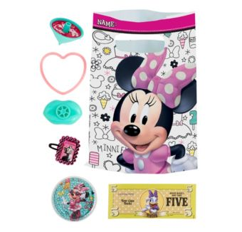 Minnie Mouse Basic Favor Kit for 8 Guests
