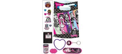 Monster High Basic Favor Kit