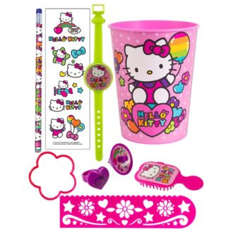 Hello Kitty Super Favor Kit for 8 Guests