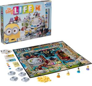 Despicable Me Game of Life Board Game