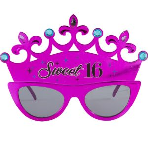 Sweet 16 Tiara Sunglasses
