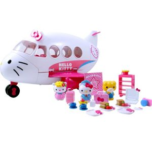 Hello Kitty Airline Playset 25pc