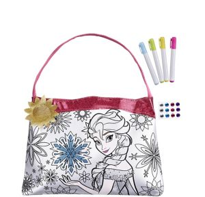 Frozen Color N' Style Purse Activity Kit 17pc