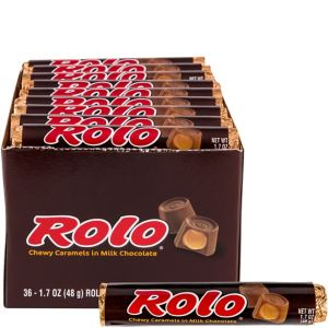 Milk Chocolate Rolo Caramels Rolls 36ct