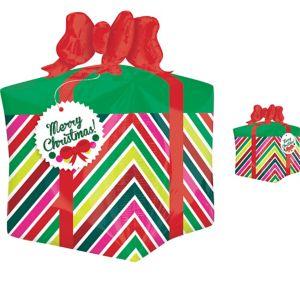 Christmas Balloon - Cubez Present