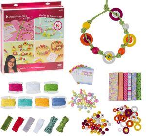 American girl bracelets craft kit 260pc party city for American girl craft kit