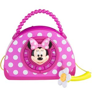 Minnie Mouse Sing-a-Long Boombox