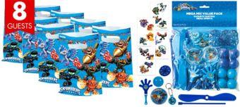 Skylanders Basic Favor Kit for 8 Guests