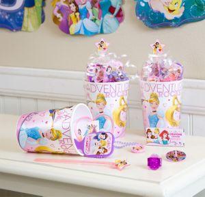 Disney Princess Super Favor Kit for 8 Guests