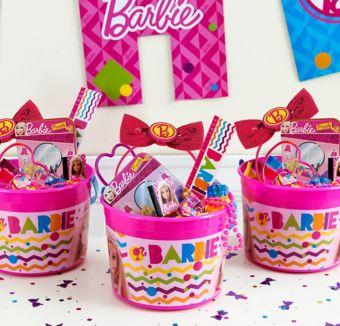 Barbie Ultimate Favor Kit for 8 Guests
