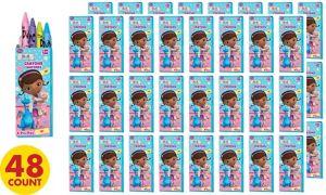Doc McStuffins Crayon Boxes 48ct