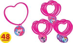 My Little Pony Bracelets 48ct