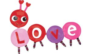 Love Bug Balloon - Giant