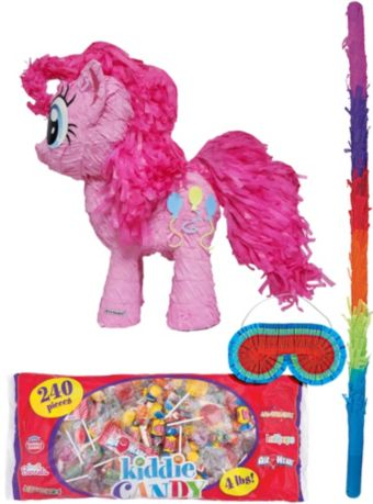 Pinkie Pie Pinata Kit - My Little Pony