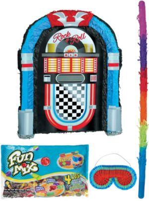 Jukebox Pinata Kit - Classic 50s