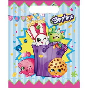 Shopkins Favor Bags 8ct