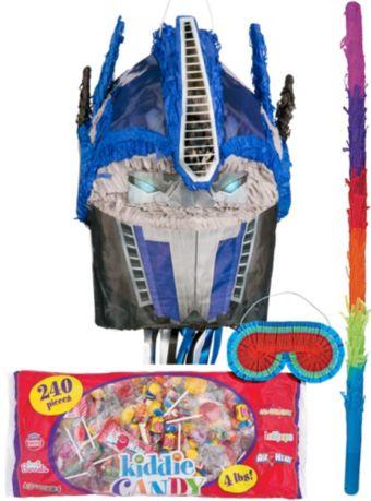 Optimus Prime Pinata Kit - Transformers