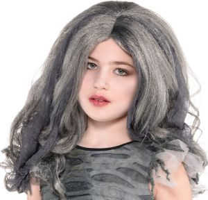 Child Corpse Girl Wig