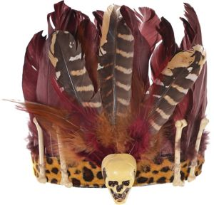 Witch Doctor Headdress