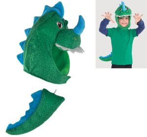 Child Dinosaur Accessory Kit