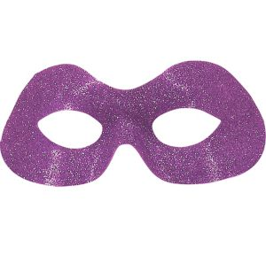 Glitter Donatello Mask - Teenage Mutant Ninja Turtles