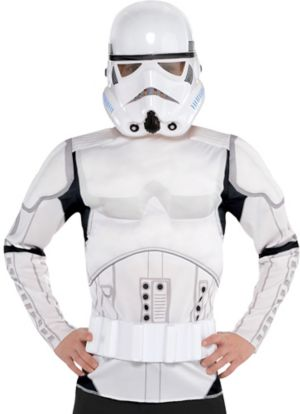 Child Stormtroopers Muscle Shirt - Star Wars