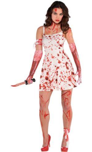Blood Splatter Dress
