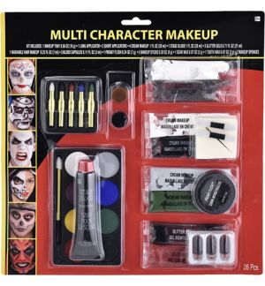 Multi-Character Makeup Kit 26pc