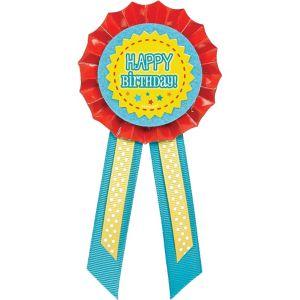 Happy Birthday Award Ribbon