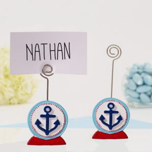 Nautical Place Card Holder