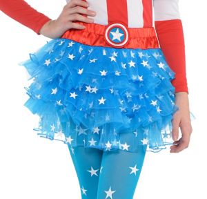 Child American Dream Tutu