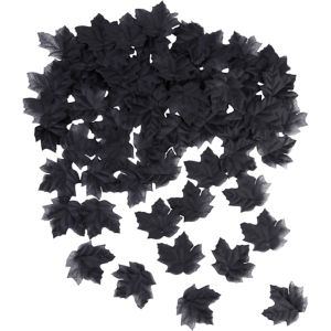 Black Leaf Table Scatter 72ct