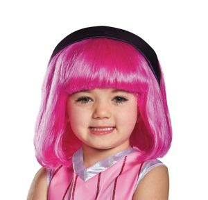 Child Stephanie Wig - Lazytown