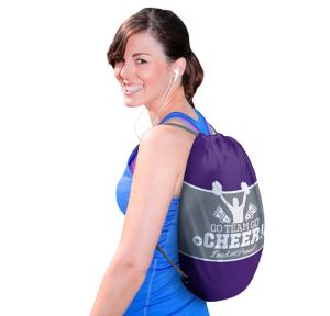 Cheer Drawstring Backpack