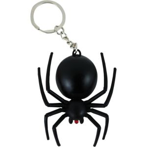 Light-Up Spider Keychain